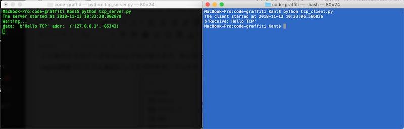 Tcp Server Python