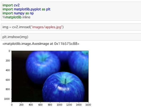Python】OpenCVとカラーマップの変換 – RGB, HLS, HSV